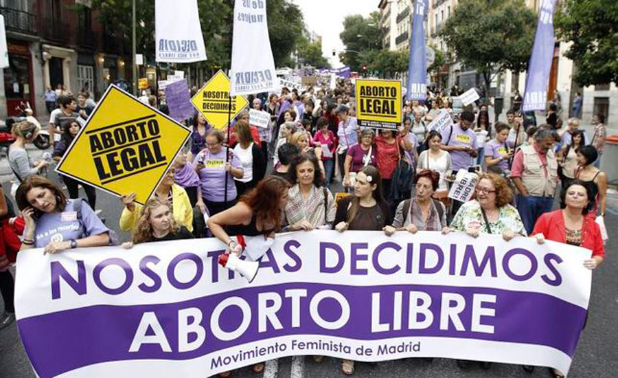 aborto legal españa